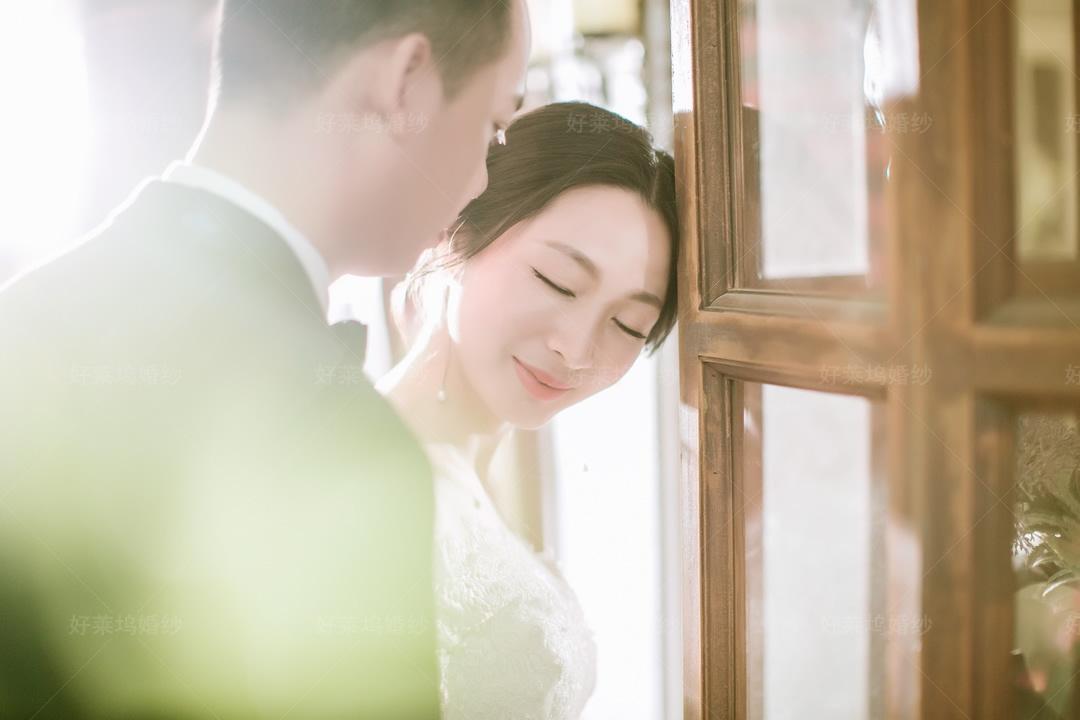 东莞南城婚纱照