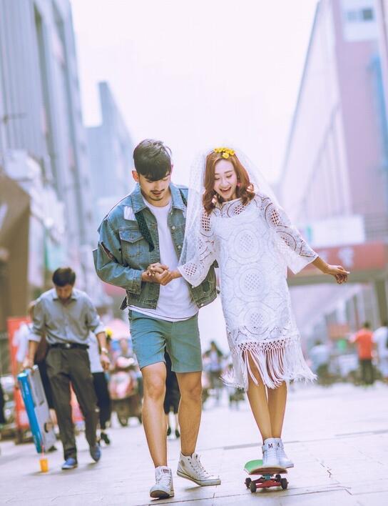 樟木头婚纱照哪家拍的好,找樟木头婚纱摄影,来好莱坞婚纱摄影工作室