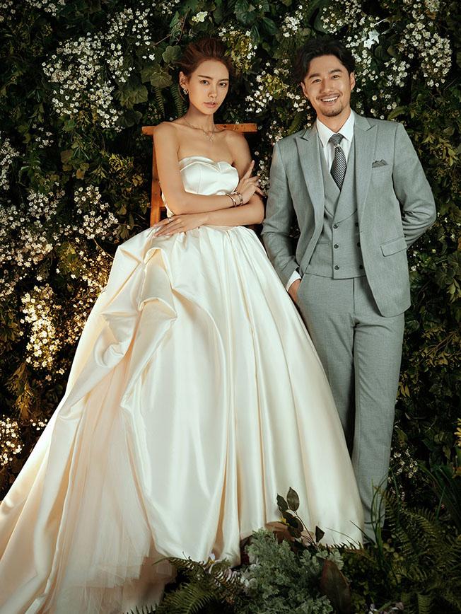 橫瀝婚紗照哪家拍的好,找橫瀝婚紗攝影,來好萊塢婚紗攝影工作室