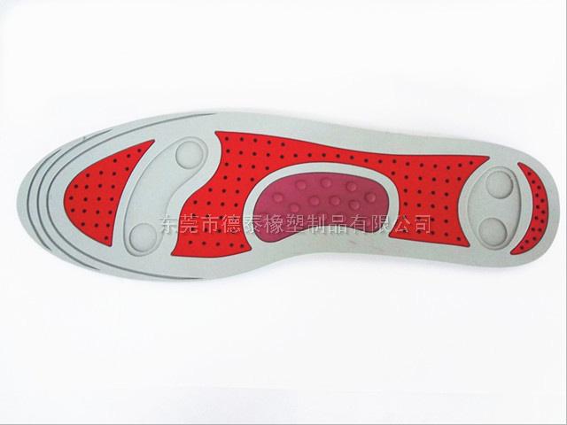 硅膠鞋墊 硅膠按摩鞋墊 硅膠彈性鞋墊