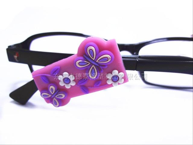 硅胶眼镜防滑套 硅胶耳套
