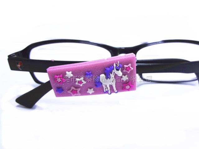 东莞厂家加工眼镜硅胶软胶防滑套