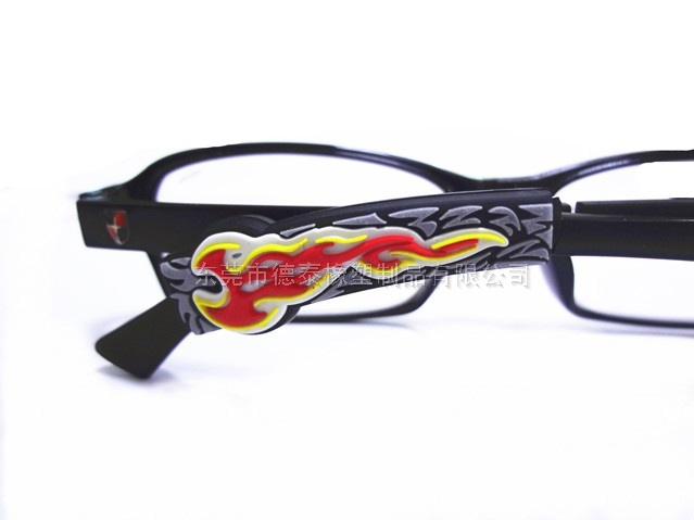 硅胶眼镜防滑套厂家定制