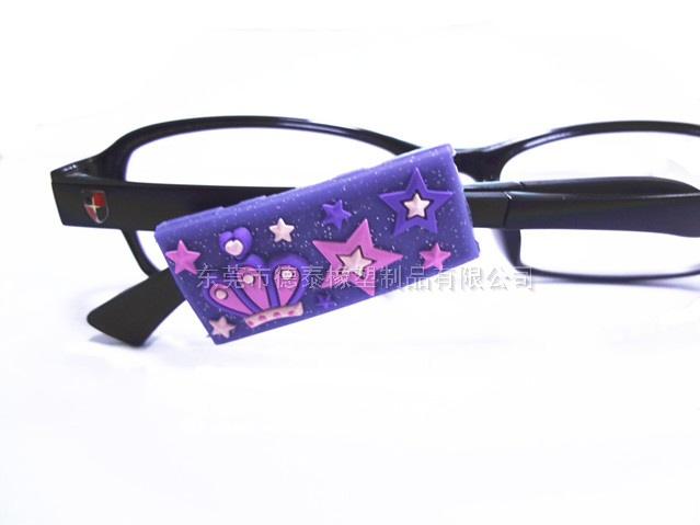 眼镜框硅胶防滑套 厂家定做