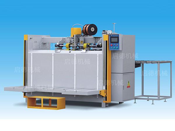 YXD-010S 双伺服控制单片式钉箱机 2000MM*3000MM