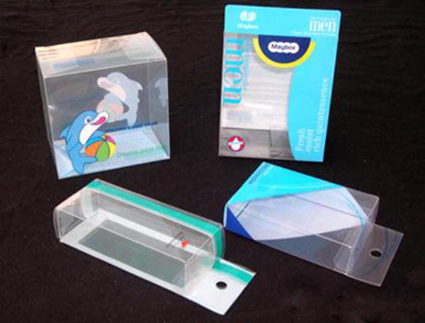 透明包裝盒、PVC印刷盒