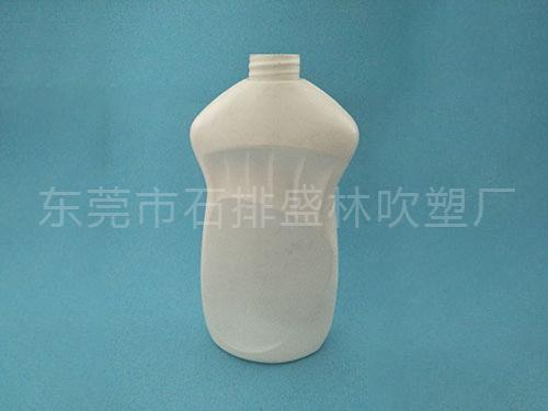 白色泡泡瓶