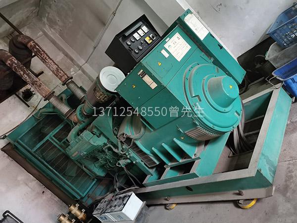 发电机回收