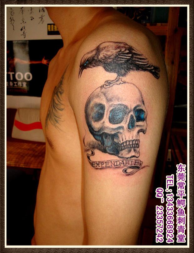 东莞最好纹身佛像纹身