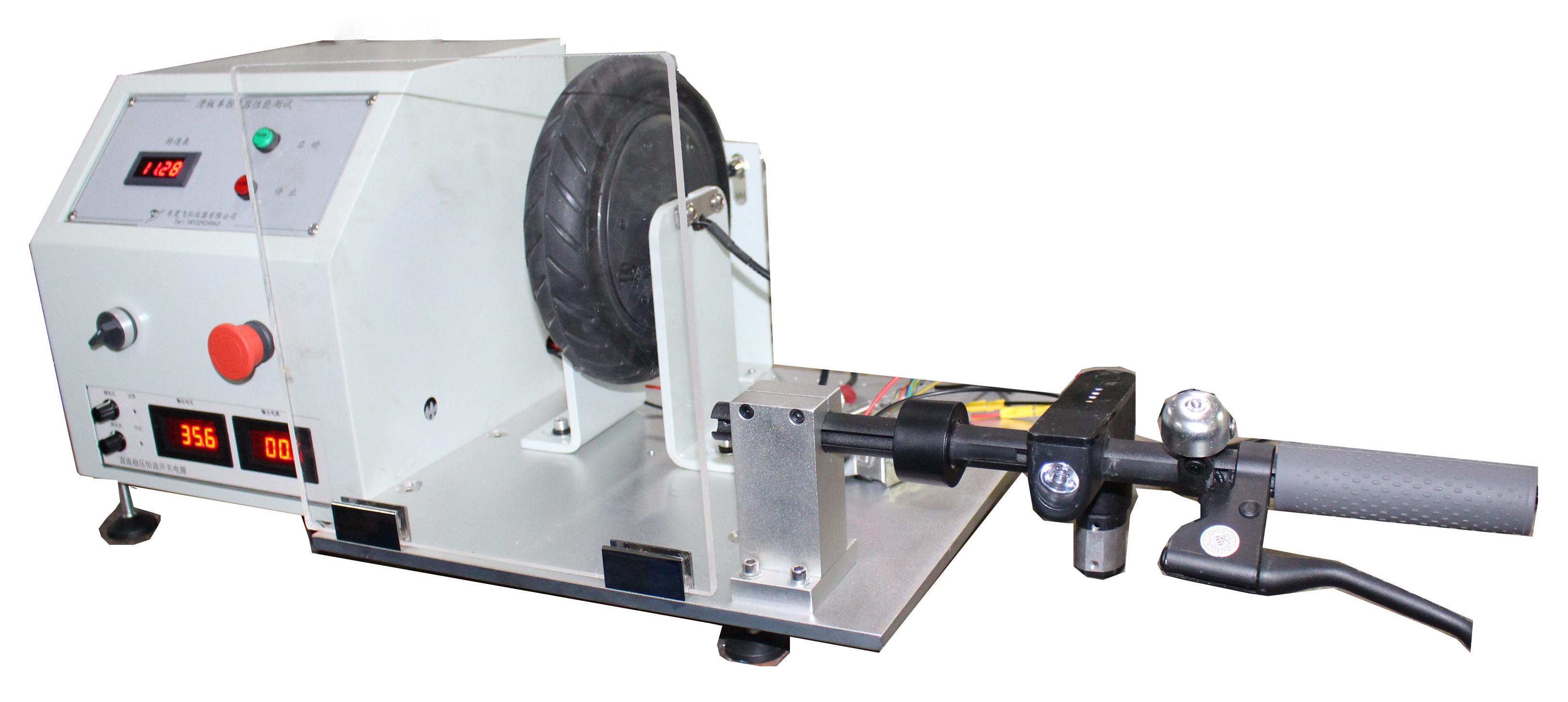 滑板车控制器性能测试机