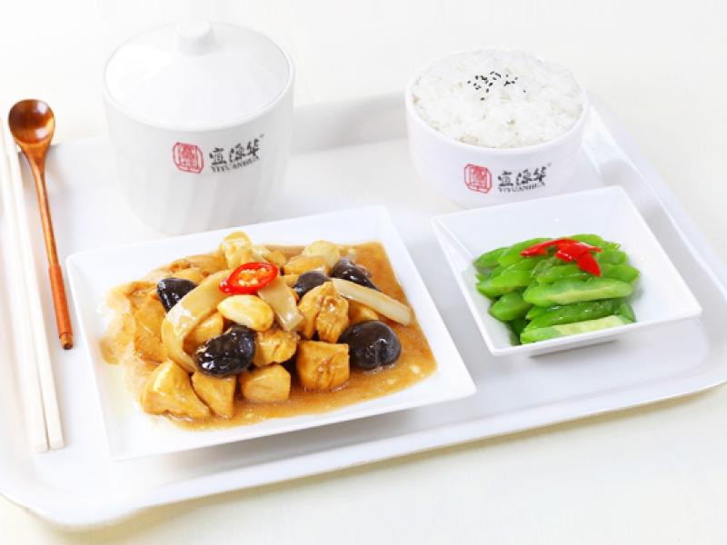 营养配餐、智趣食堂