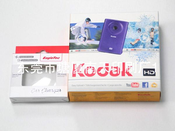 产品包装彩盒