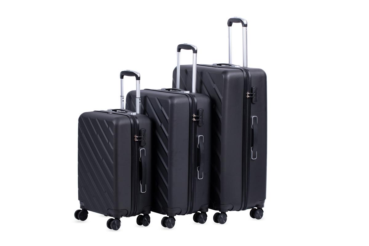 禮品定制ABS箱多顏色28寸拉桿箱行李箱24寸旅行箱20寸登機箱密碼箱