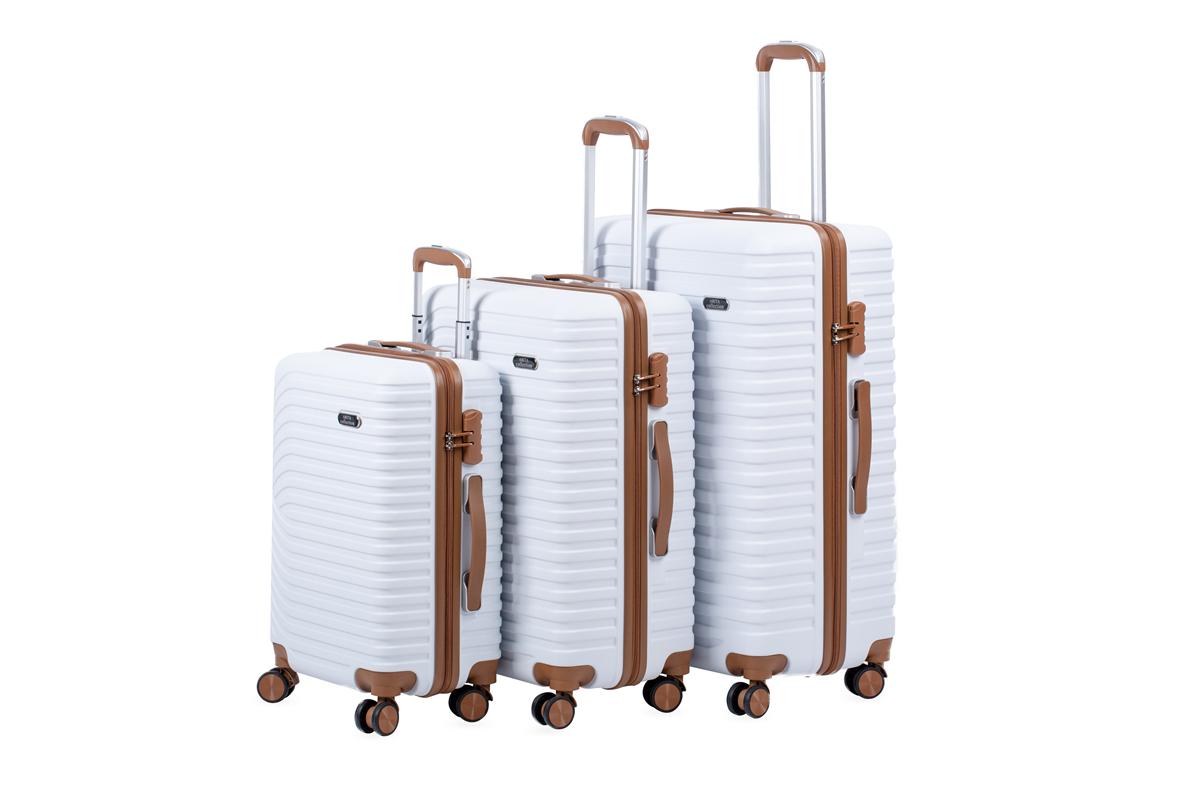 禮品定制ABS箱多顏色28寸拉桿箱行李箱24寸旅行箱20寸登機箱萬向輪雙排飛機輪密碼箱