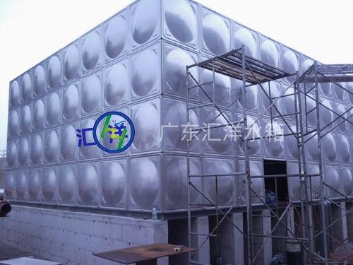 不锈钢方形保温水箱 不锈钢组合式保温水箱