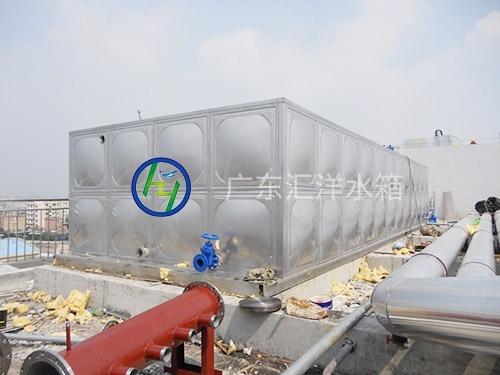 方形不銹鋼保溫水箱