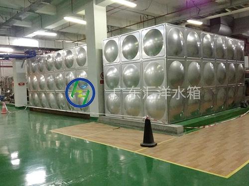 304不銹鋼生活水箱