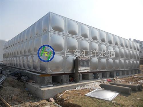 組合式不銹鋼生活水箱