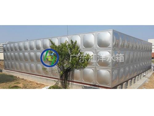 不銹鋼沖壓水箱