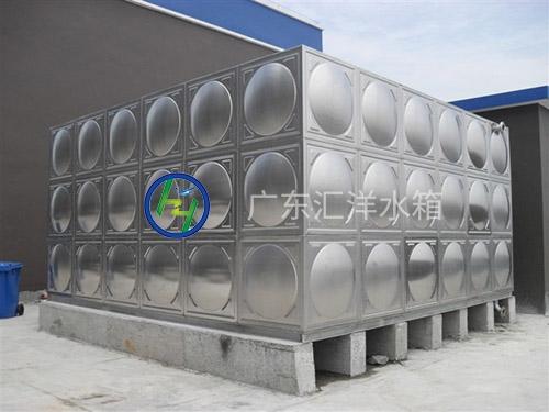 方形不銹鋼沖壓板水箱