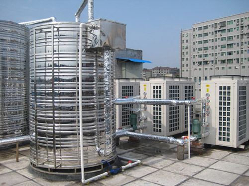 熱水工程安裝