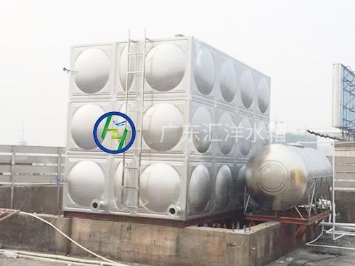 熱水工程配套保溫水箱