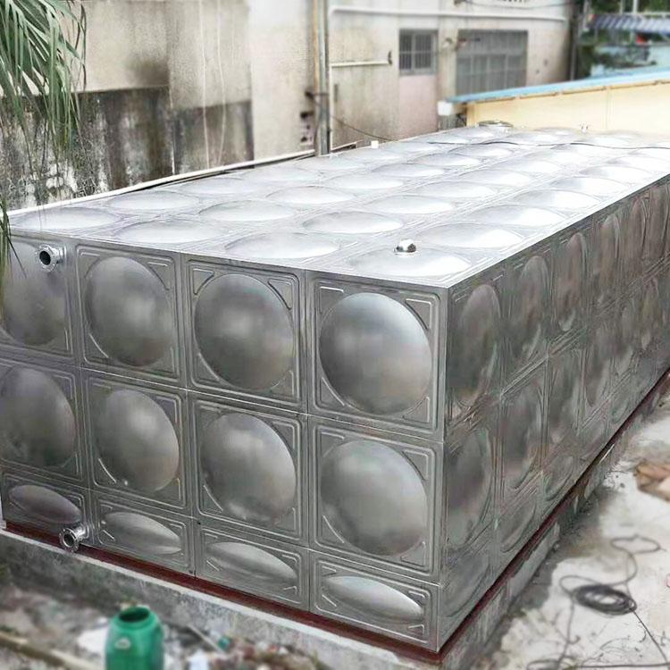 保温_成品不锈钢生活水箱厂家直销_汇洋不锈钢水箱