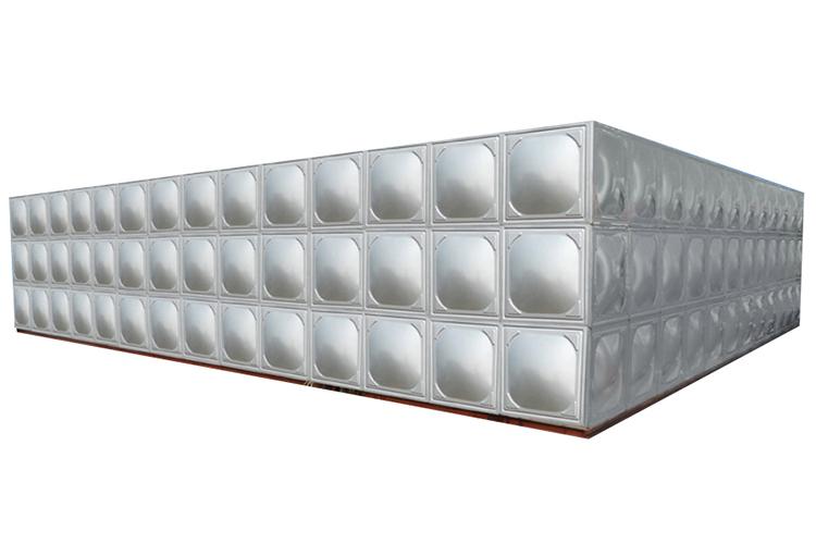 山頂_熱水工程熱水箱按需定制_匯洋不銹鋼水箱