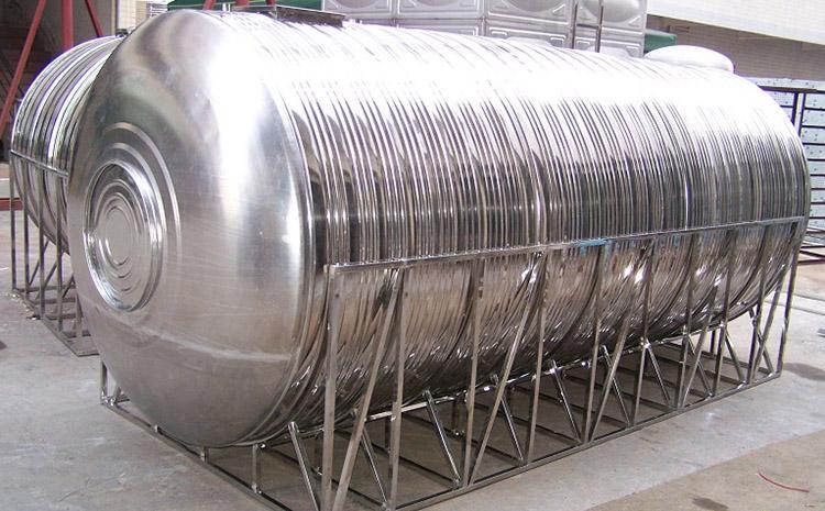 立式熱水箱廠家_匯洋不銹鋼水箱_空氣能_工程專用_熱泵_矩形