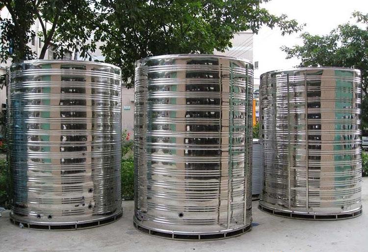 韶关拼装组合式不锈钢生活水箱_汇洋不锈钢水箱_组合式_地下室