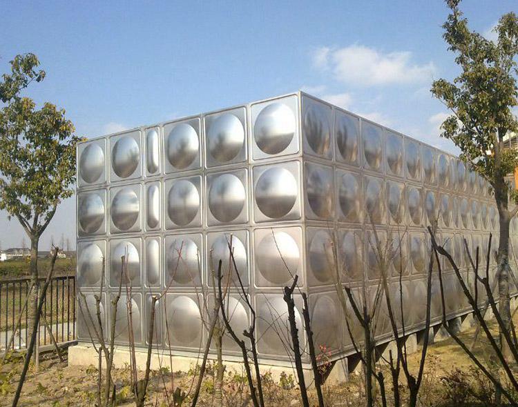 甘肃方形组合式不锈钢生活水箱_汇洋不锈钢水箱_出售平台_价格如何