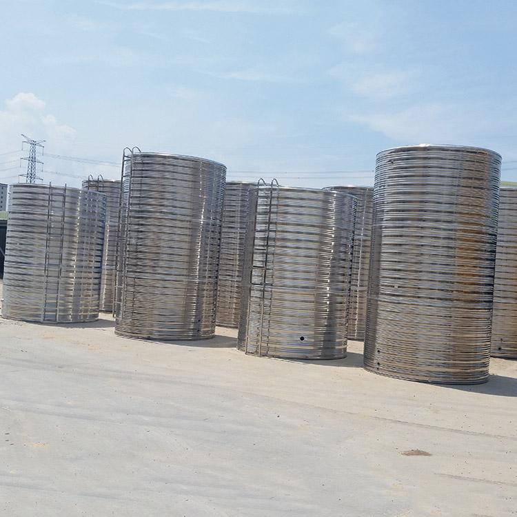 工厂_吉林立式不锈钢水箱报价_汇洋不锈钢水箱