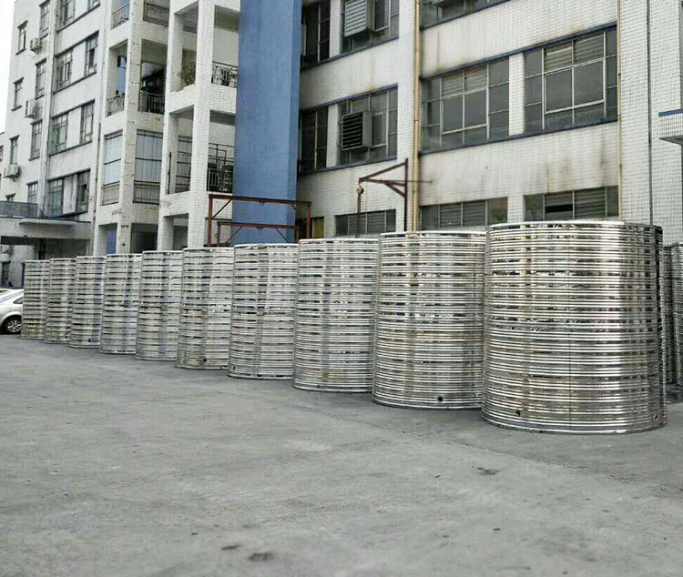 匯洋不銹鋼水箱_方形_重慶圓柱形不銹鋼水箱廠家直銷