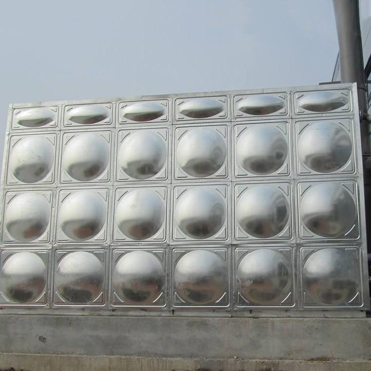 寧夏臥式不銹鋼水箱設計生產安裝_匯洋不銹鋼水箱_臥式_304