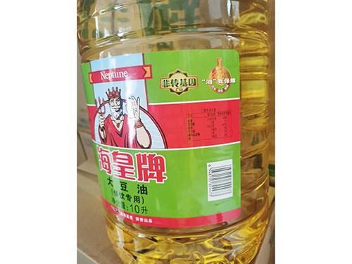 10L海皇非转基因大豆油