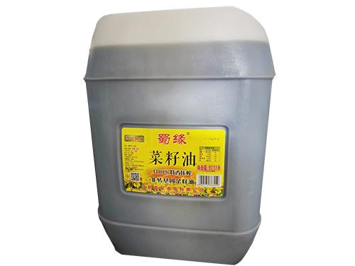 27.17L蜀兴旺菜籽油