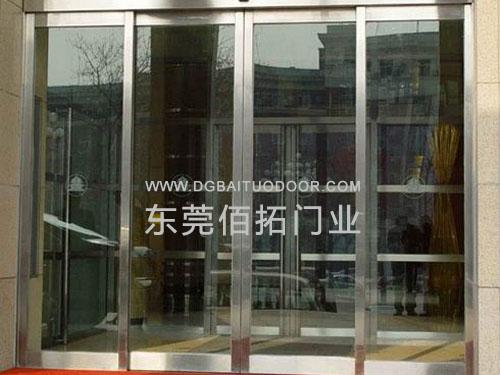 东莞不锈钢玻璃门,东莞自动门工程