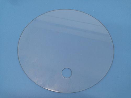 音响显示钢化玻璃哪家好_智宏玻璃_扇形_彩色_高温油墨_方形