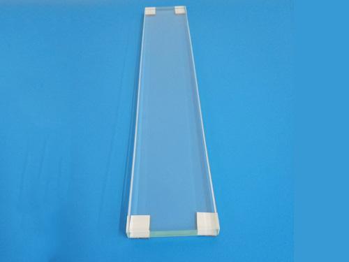 无线充电钢化玻璃厂商_智宏玻璃_AF_圆形_石英_空放显示_喷砂