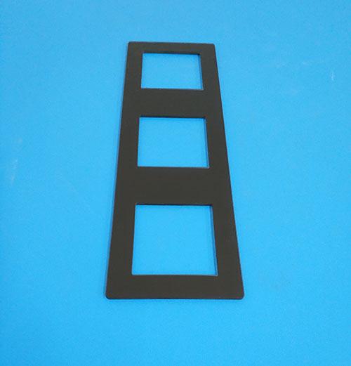 智能锁面板钢化玻璃定制_智宏玻璃_家用电器_智能家电_显示器