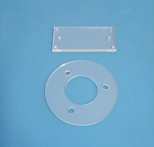 空放顯示面板鋼化玻璃工廠_智宏玻璃_防輻射_彩色_透紅外光_防爆