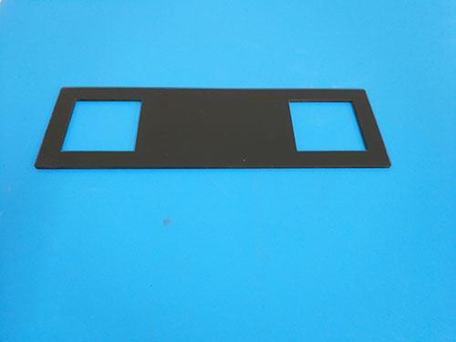 智宏玻璃_藍色_顯示器面板鋼化玻璃多少錢一平