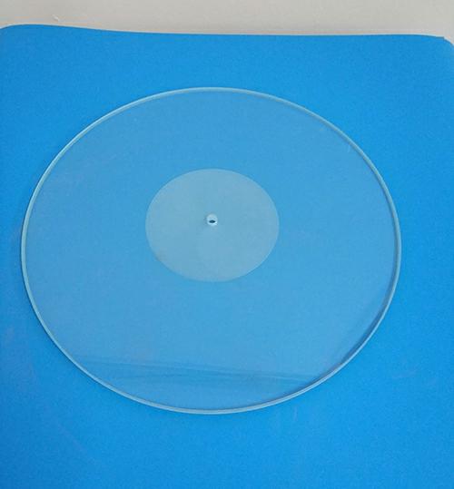 激光設備面板鋼化玻璃訂制_智宏玻璃_物理_小_增透_指紋鎖_鉆孔