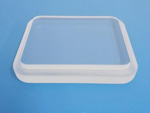 智宏玻璃_單面蒙砂_無線充電面板鋼化玻璃公司