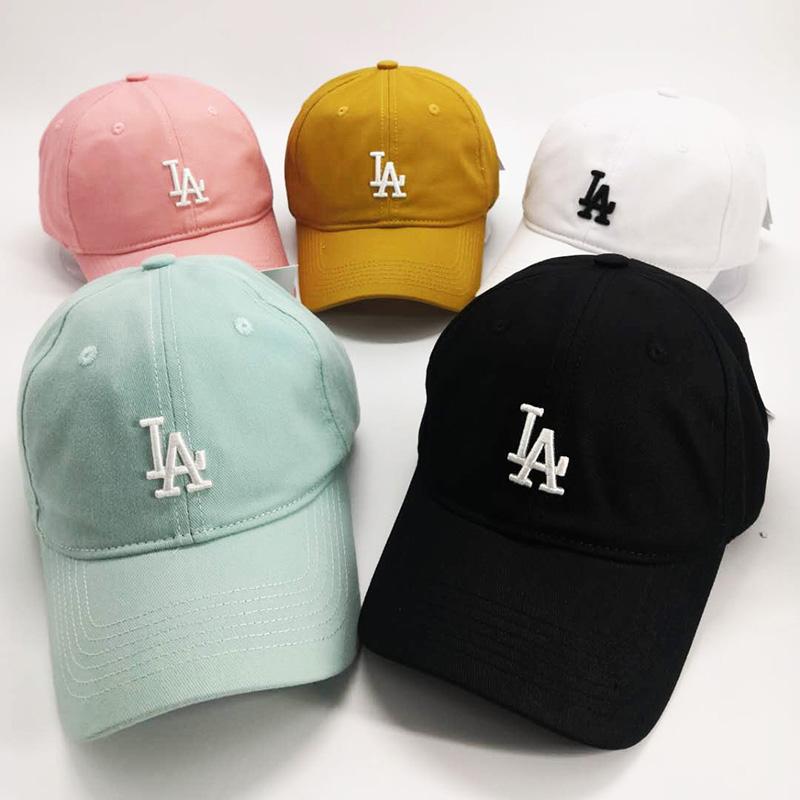 蓝色_韩版棒球帽来图加工_金森帽子
