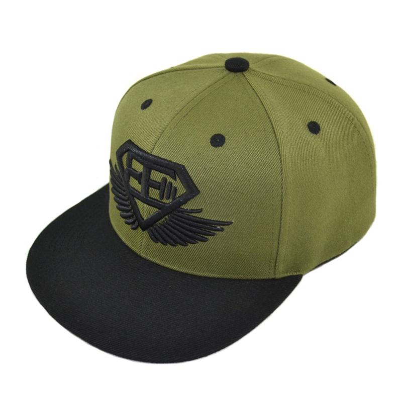 深圳红色嘻哈帽现货订购_金森帽子_皮质_帆布_平沿_棒球_街头风
