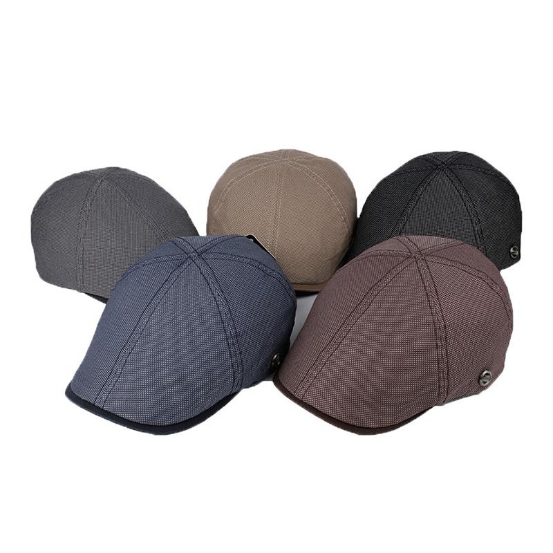 纯色_宁波服装贝雷帽销售商_金森帽子