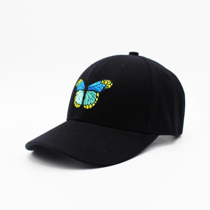 廣州韓版棒球帽款式任選_金森帽子_戶外_平沿_品牌_遮陽_純色