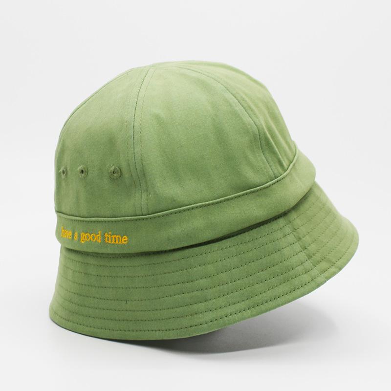 廈門運動漁夫帽廠家銷售_金森帽子_紅色_卡通_防紫外線_純色