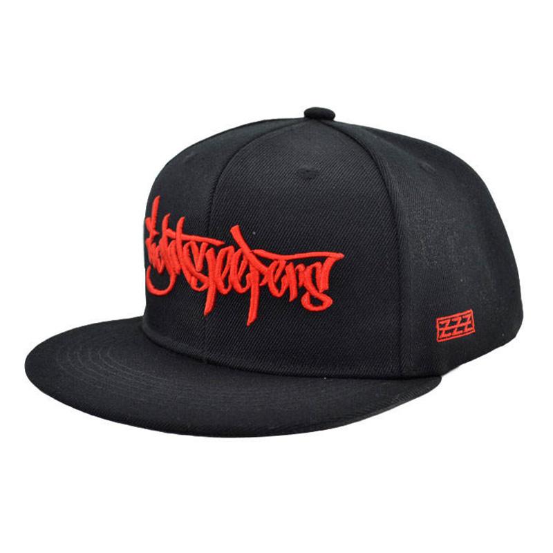 帆布_成都時尚嘻哈帽定制加工_金森帽子